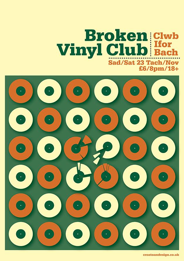 Broken Vinyl Club