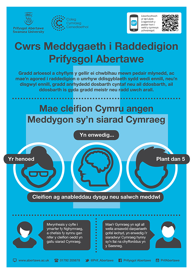 Swansea university health poster 2