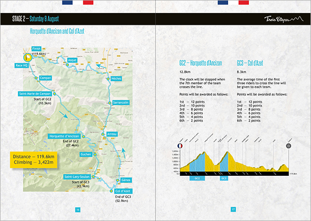 Cosaveli TE Tour 9 website