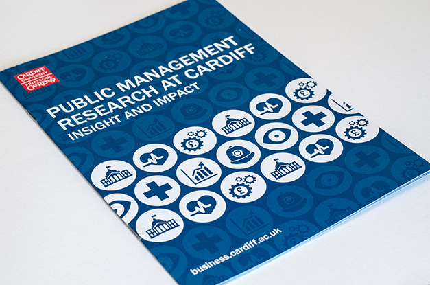 Public Management Research at Cardiff