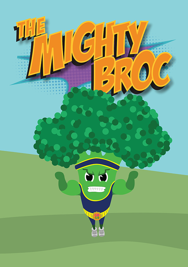 The Mighty Broc