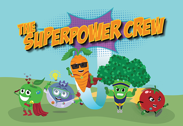 The Superpower Crew