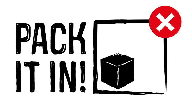 Pack It In - logo