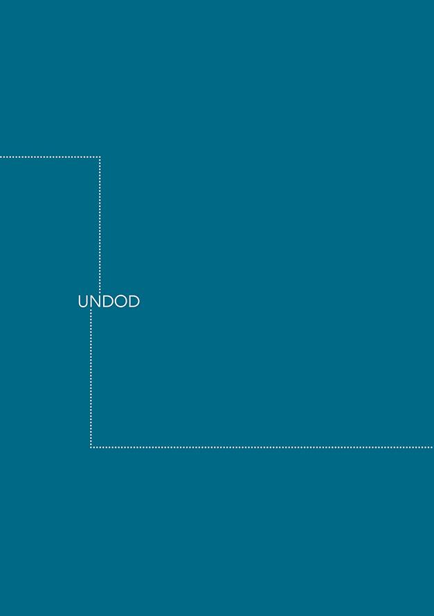UNDOD cover
